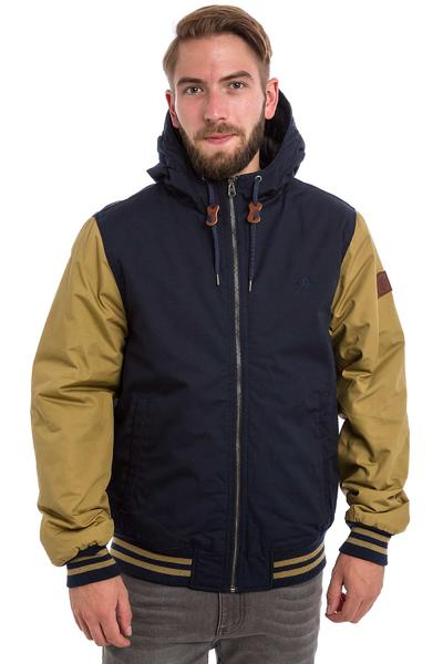 Element Dulcey Jacke (canyon khaki eclipse navy)
