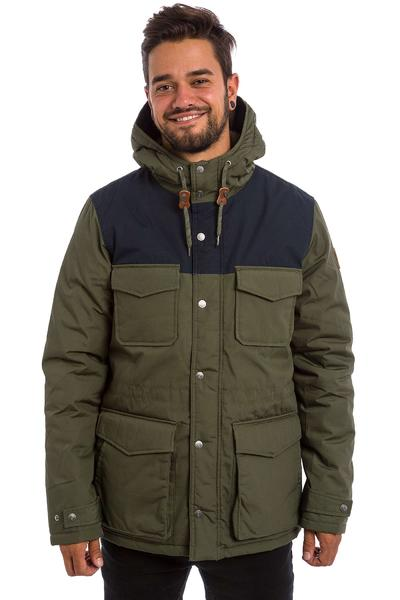 Element Hemlock Jacke (moss green)