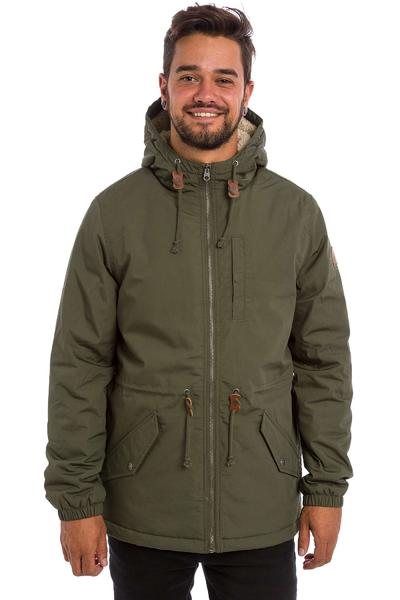 Element Stark Jacket (moss green)