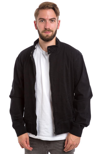 Element Ray Barbee Harrington Jacke (flint black)