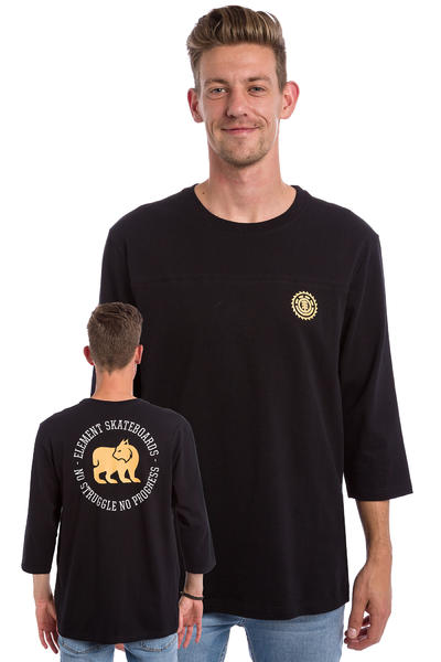 Element Westgate Longsleeve (flint black)