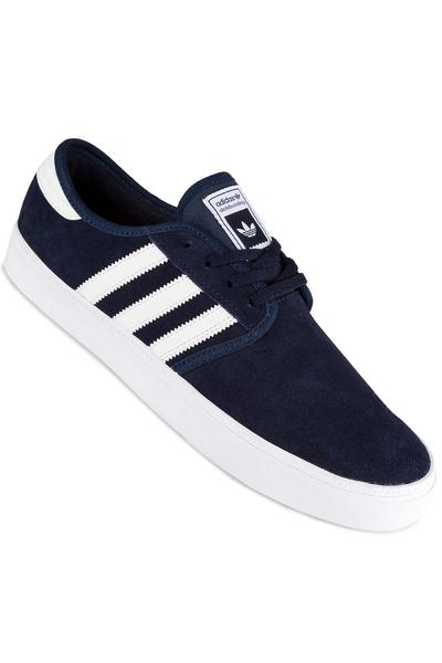 adidas Seeley ADV Shoe (navy white white)