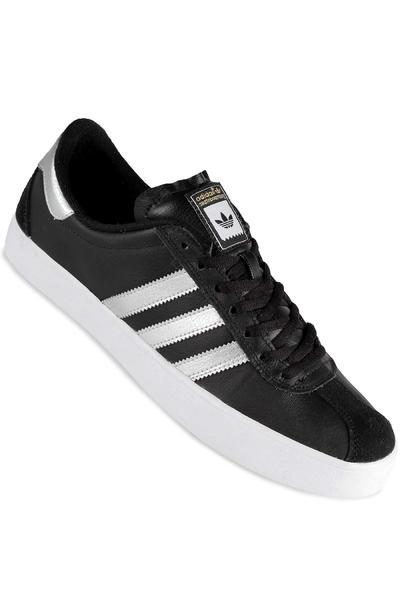 adidas Skate ADV Shoe (black silver white)
