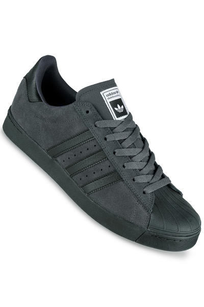 adidas Superstar Vulc ADV Schuh (solid grey black)