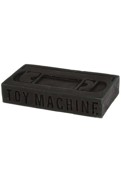 Toy Machine V.H.S. Skatewax (black)