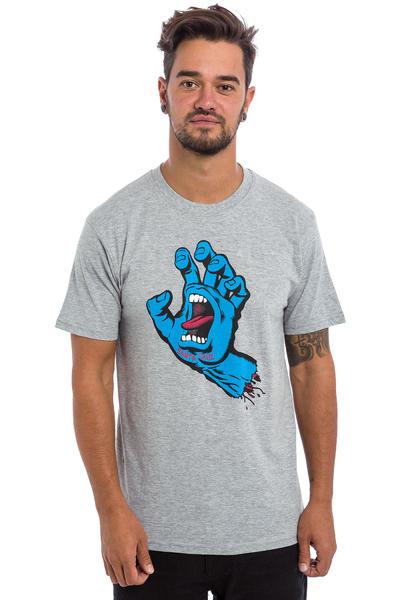 Santa Cruz Screaming Hand T-Shirt (dark heather)