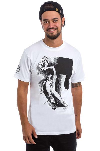 Santa Cruz Jenkins Hand T-Shirt (white)