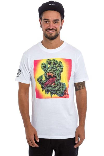 Santa Cruz Skinner Hand T-Shirt (white)