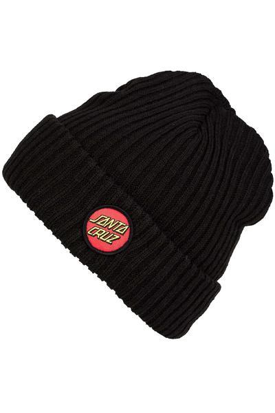Santa Cruz Classic Dot Beanie (black)