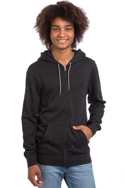 Element Classic Cornell Zip-Hoodie (charcaol heather)