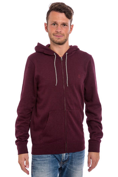 Element Classic Cornell Zip-Hoodie (napa red)