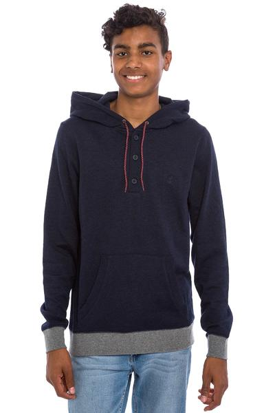 Element Classic Cornell Henley Hoodie (eclipse navy)