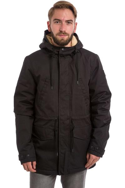 Element Roghan Jacke (flint black)