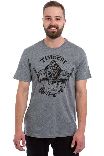 Element x Timber! All Good T-Shirt (grey heather)