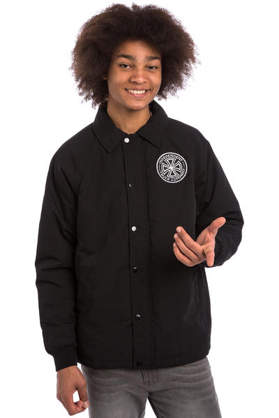 Independent ITC Cross Coach Jacket (black)