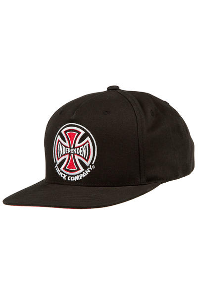 Independent Truck Co Snapback Cap (black)