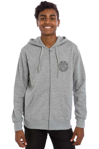 Element Northwest Zip-Hoodie (grey heather)