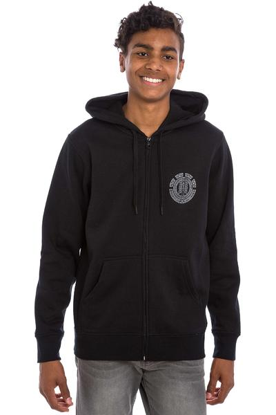 Element Northwest Zip-Hoodie (flint black)