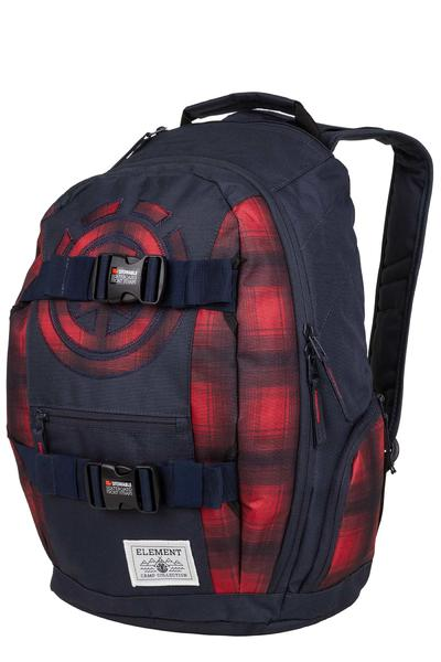 Element Mohave Backpack 30L (eclipse navy fire red)