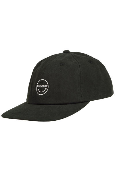 Element Endeavor Strapback Cap (black)