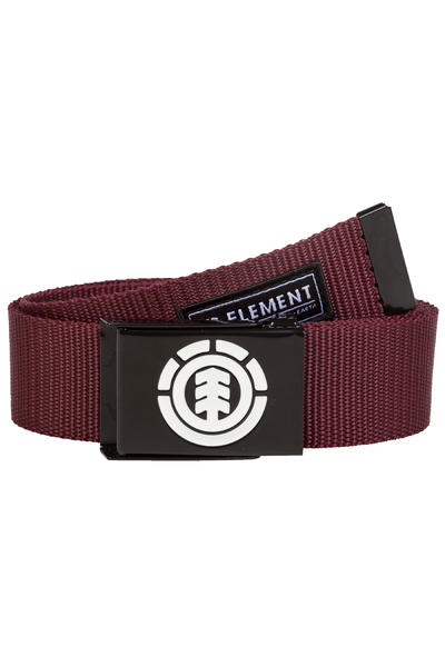 Element Beyond Belt (napa red)