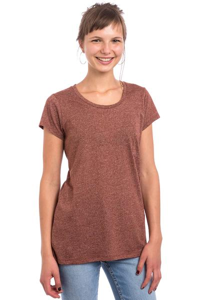 Element Elba T-Shirt women (wine)
