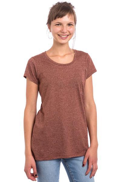 Element Elba T-Shirt women (wine)