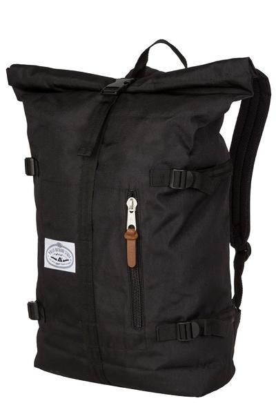 Poler Classic Rolltop Backpack 28L (black)