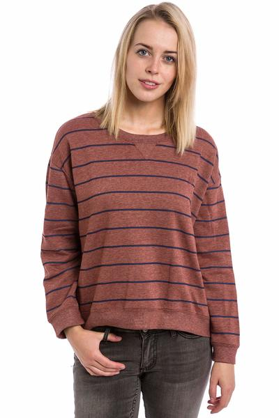 Element Lily Sweatshirt women (wine multi)