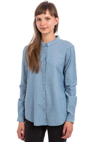 Element Veneda Hemd women (illusion blue)