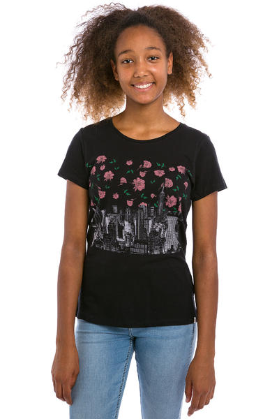 Element Paint The City T-Shirt women (black)