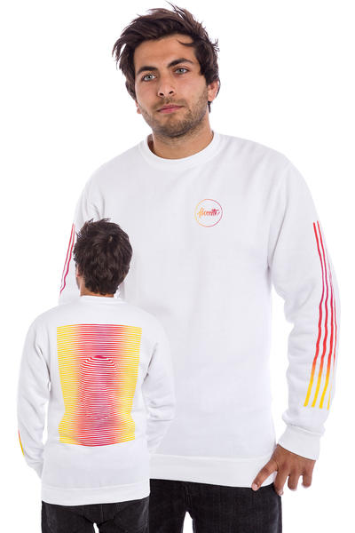 Favorite Hologram Sweatshirt (white)