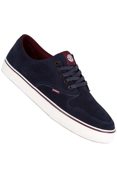 Element Topaz C3 Suede Shoe (navy)