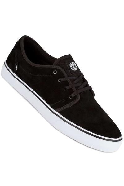 Element Darwin Suede Schuh (black white)