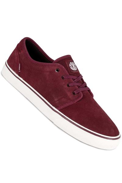 Element Darwin Suede Shoe (napa red)