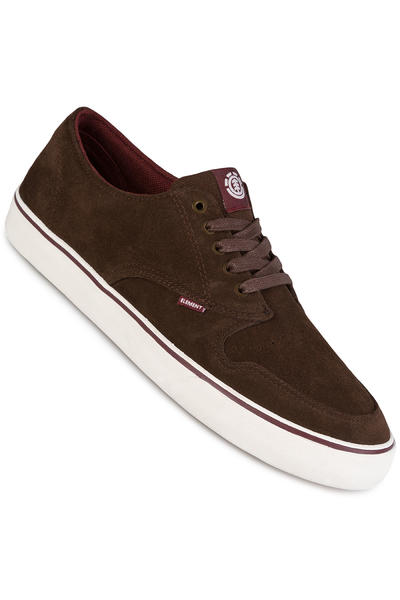 Element Topaz C3 Suede Shoe (walnut)