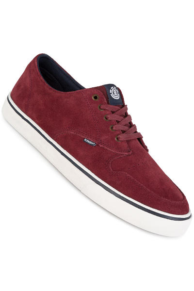 Element Topaz C3 Suede Schuh (napa red)