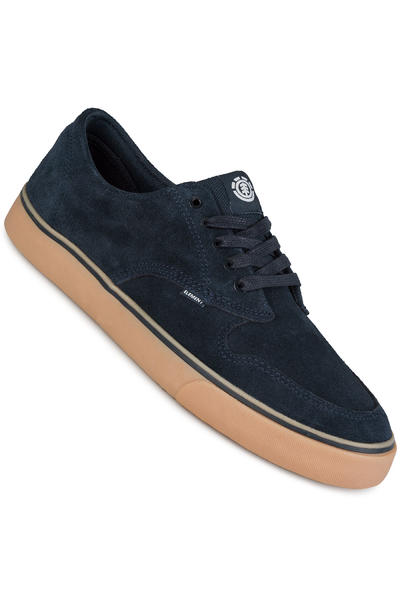 Element Topaz C3 Suede Shoe (navy gum)