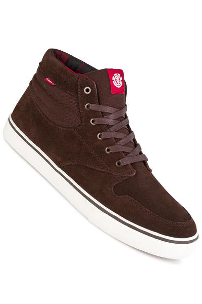Element Topaz C3 Mid Suede Shoe (walnut)