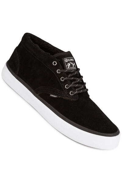 Element Preston Suede Schuh (black)