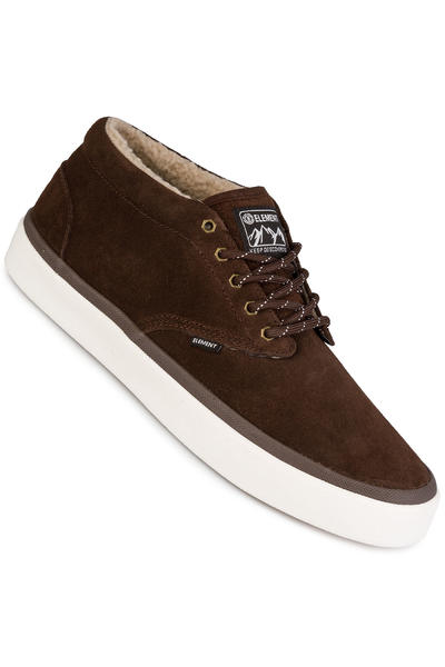 Element Preston Suede Shoe (walnut)