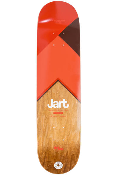 "Jart Skateboards Royal 7.75"" Deck (brown orange)"