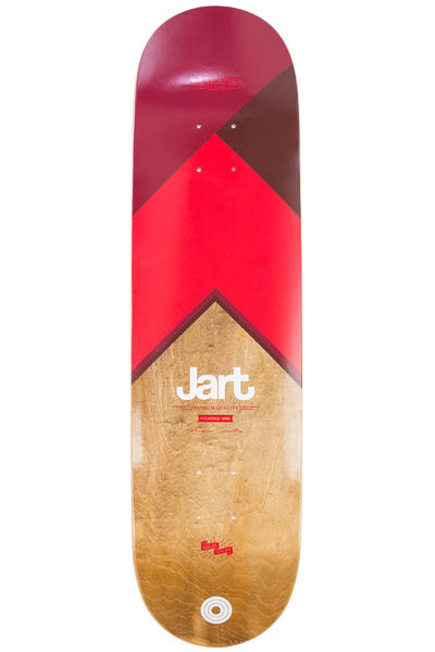 "Jart Skateboards Royal 8.125"" Tabla (brown red)"
