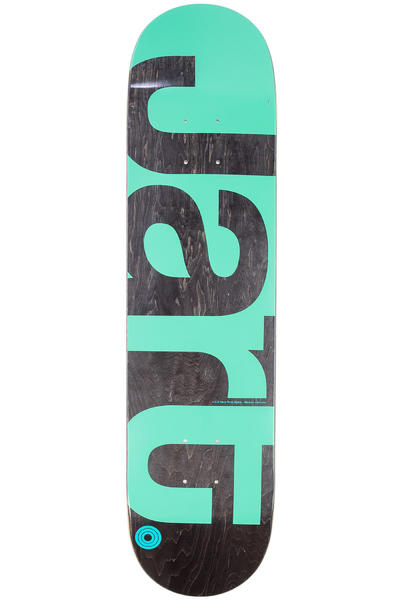 "Jart Skateboards Caviar 7.75"" Deck (turquoise)"