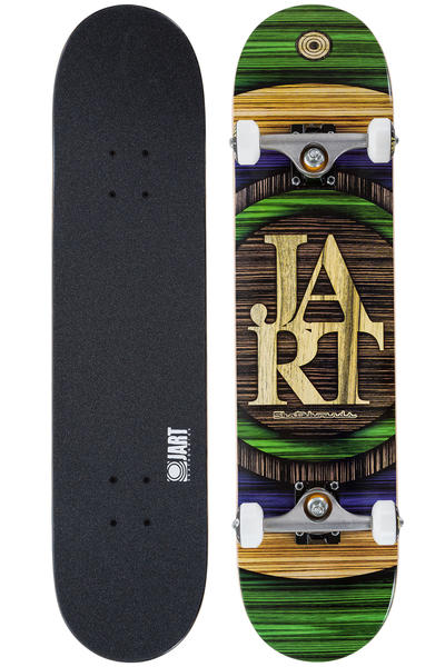 "Jart Skateboards Carpenter 7.625"" Komplettboard (multi)"