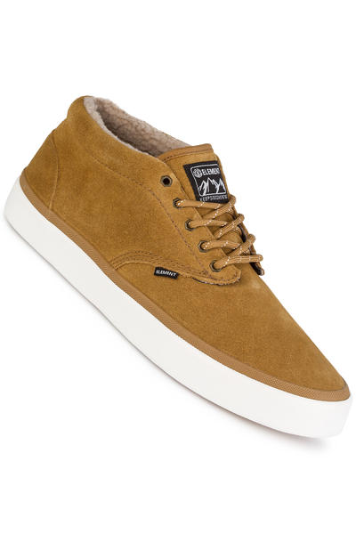 Element Preston Suede Schuh (curry)