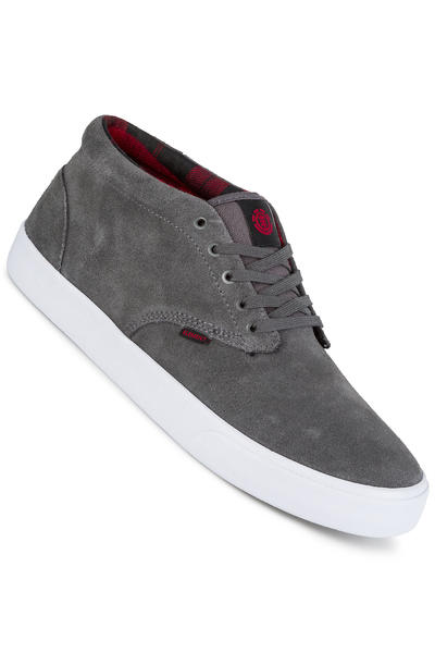 Element Preston Suede Shoe (charcoal)