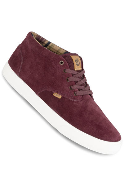 Element Preston Suede Schuh (napa red)