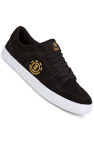 Element Heatley Suede Shoe (black)