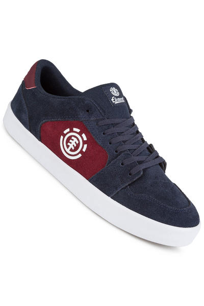 Element Heatley Suede Shoe (navy napa)